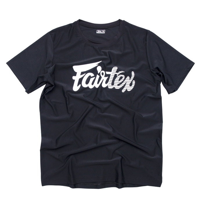 Fairtex Black Dri-Fit T-Shirt