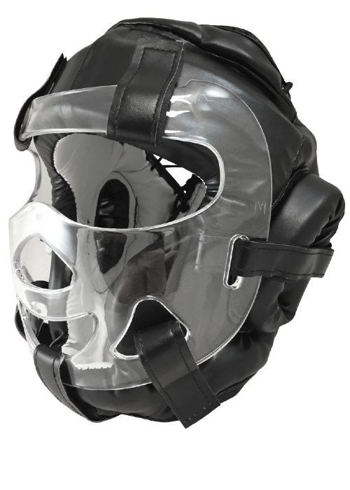 Hatashita Headgear w/ Face Shield