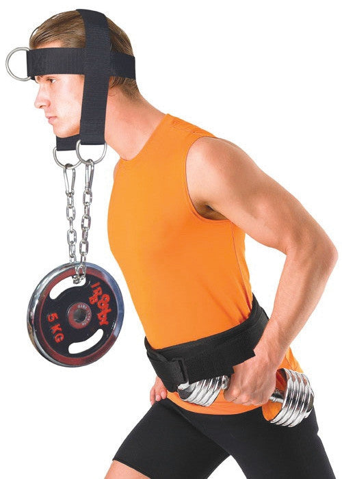 Iron Body Fitness Head Harness