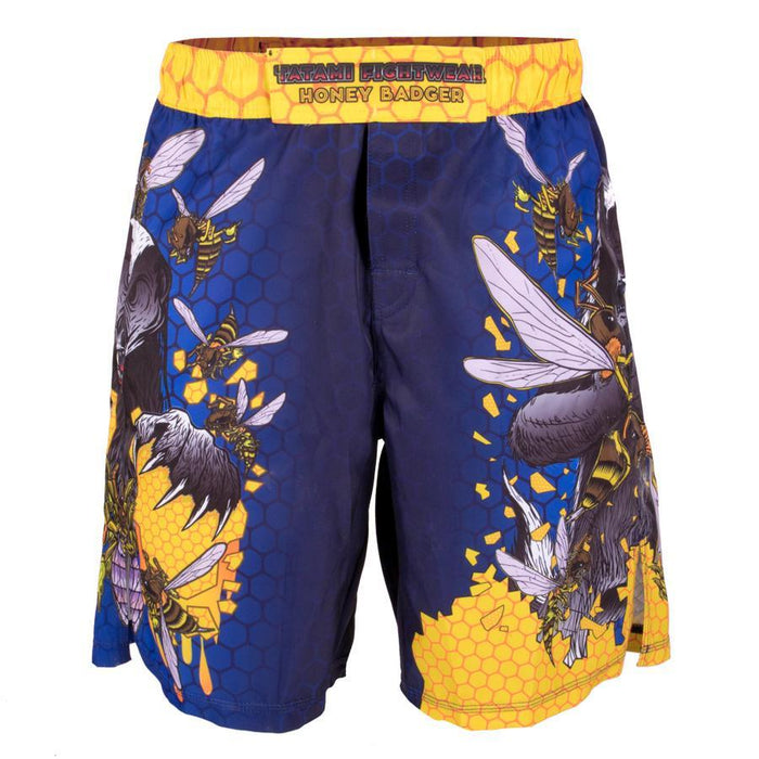 Tatami Fightwear Kid's Honey Badger V5 Shorts - Hatashita