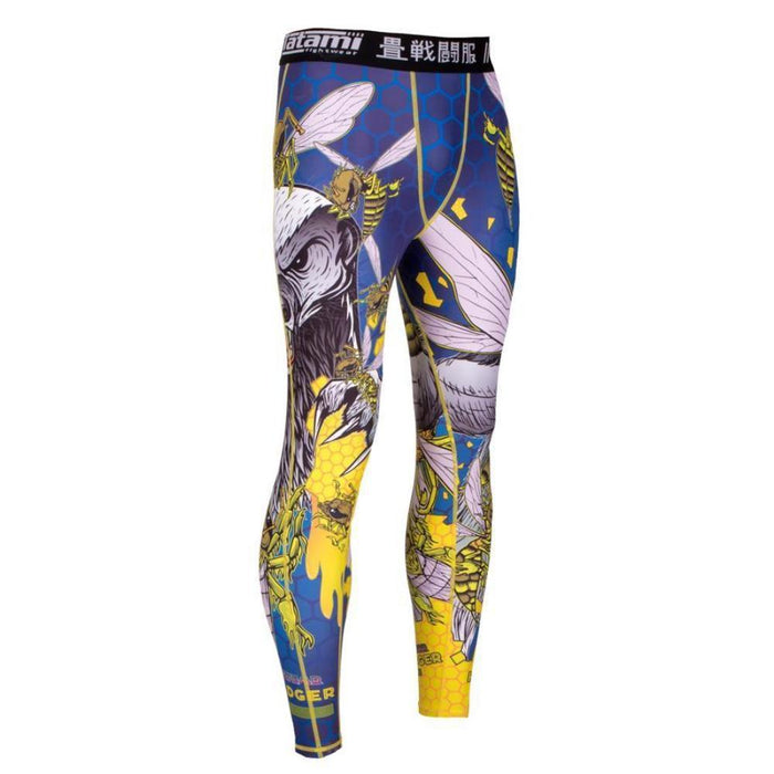 Tatami Fightwear Kid's Honey Badger V5 Spats - Hatashita