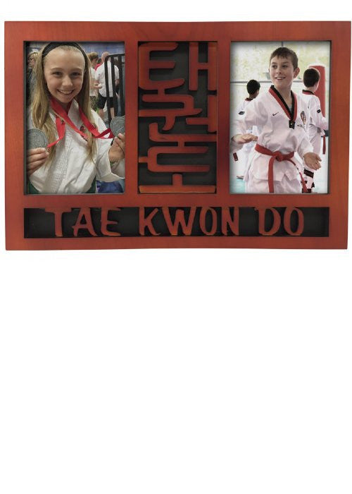 Hatashita Wood TKD Photo Frame - Hatashita