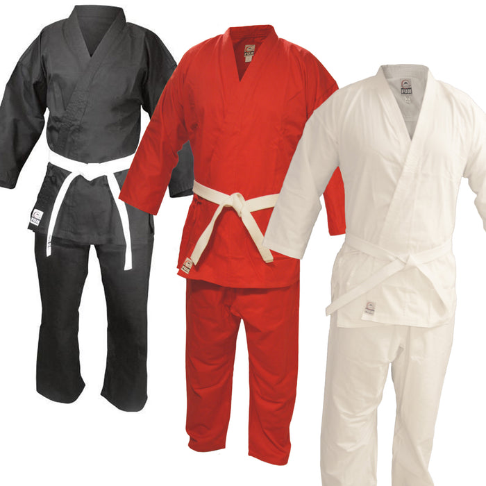 Fuji Super Middleweight Karate Gi - Hatashita