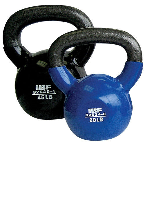 Iron Body Fitness Kettle Bell - Hatashita