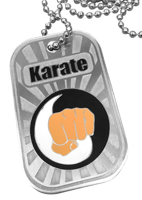 Hatashita Karate Dog Tags