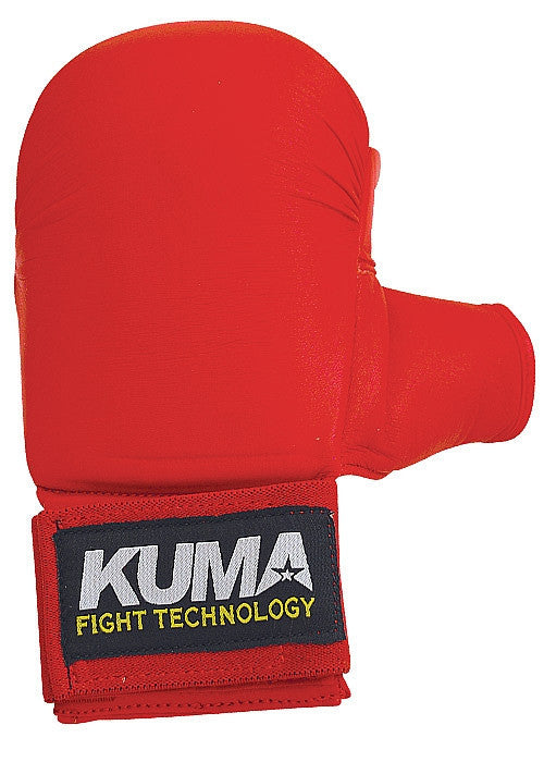 Kuma Karate Sparring Gloves - Hatashita