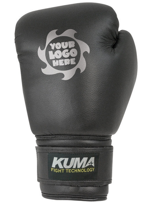 Kuma Vinyl Boxing Gloves - Custom