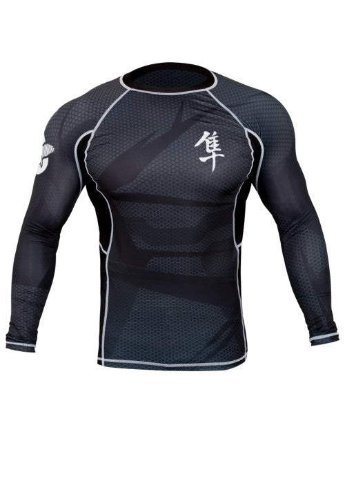 Hayabusa Metaru Rashguard - Long Sleeve