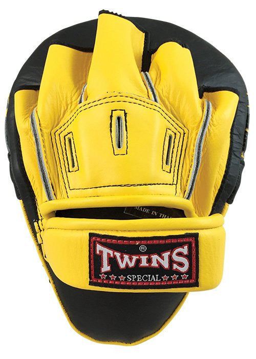 Twins Special Curved Focus Mitts - Hatashita