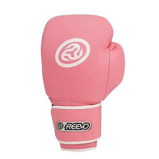 Reevo Leather Ladies Boxing Gloves - Hatashita