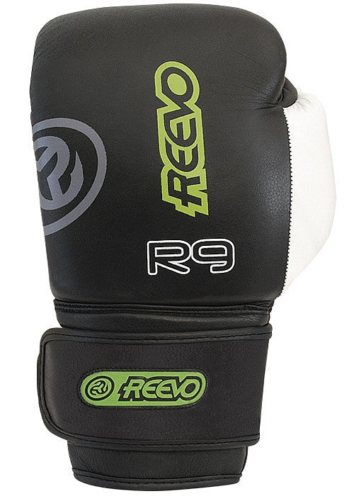 Reevo R9 War Hammer Gloves-Black