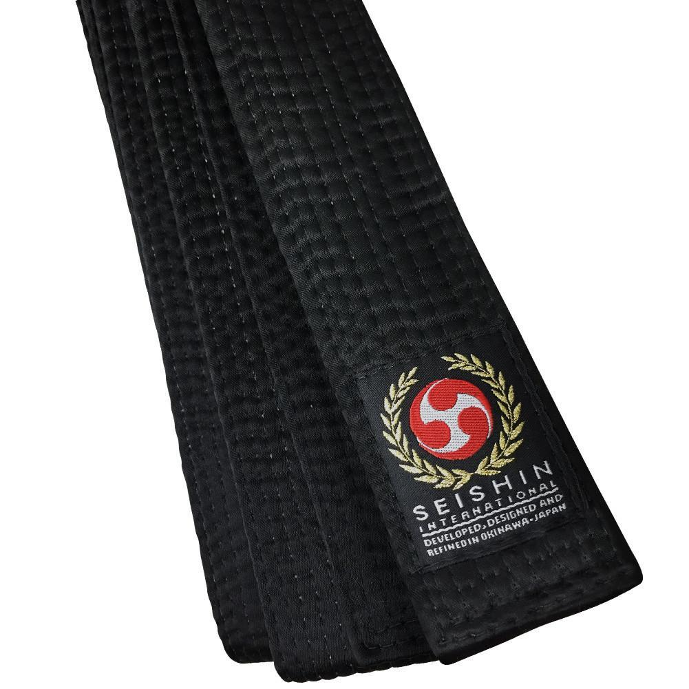 Seishin International The Seishin Black Belt