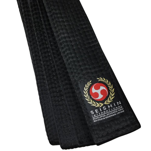 Seishin International The Seishin Black Belt - Hatashita