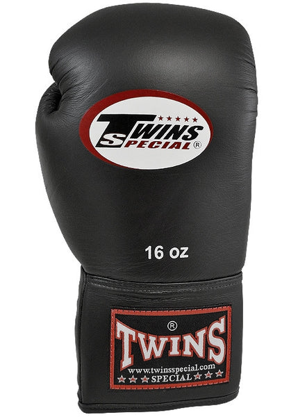 Twins Special Lace Up Boxing Gloves Hatashita