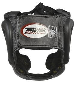 Twins Special Leather Boxing Head Guard - Hatashita