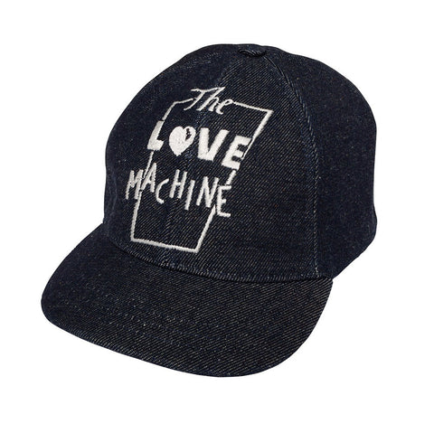 Love Machine Cap - Denim