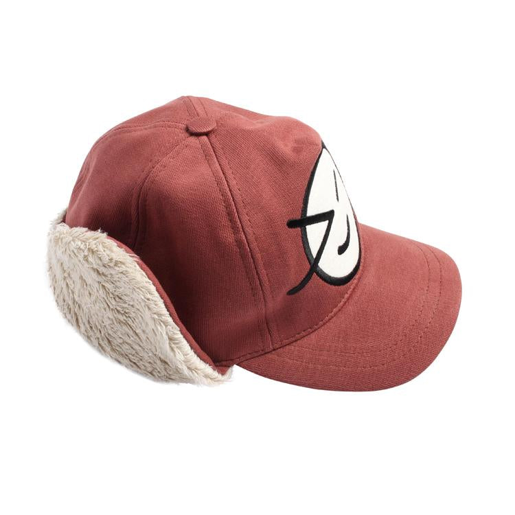 Deerstalker Hat - Apache Red