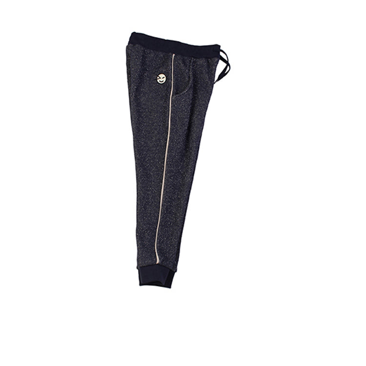 Track Pant - Navy Sparkle