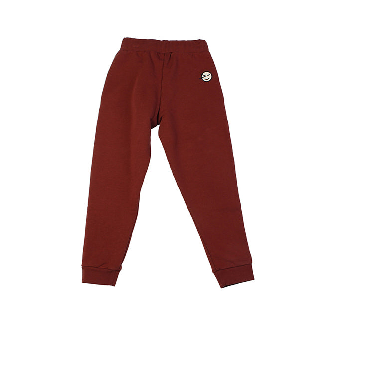 Track Pant - Apache Red