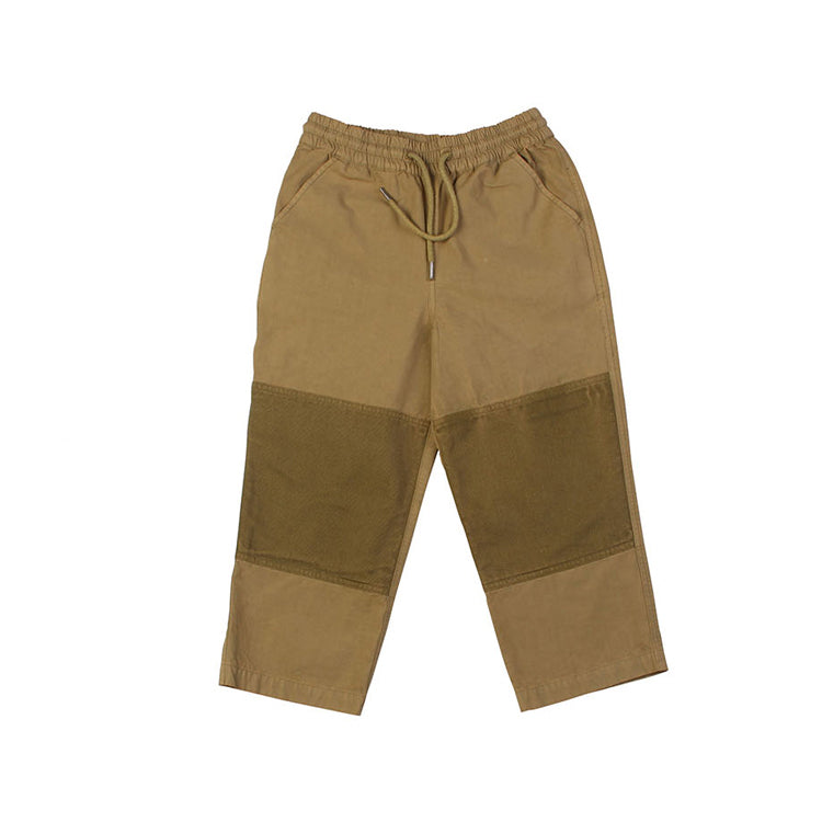 Patch Pant - Army Green