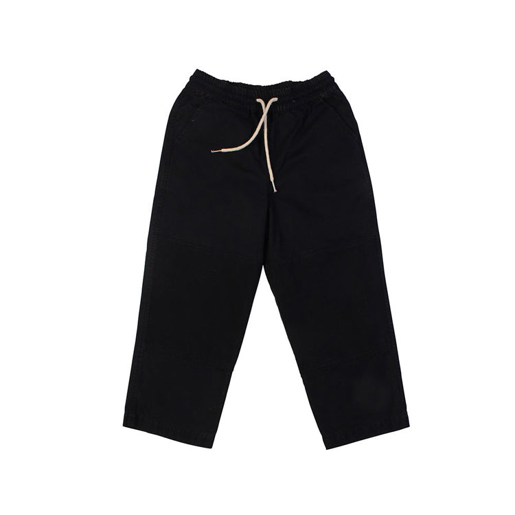 Patch Pant - Black