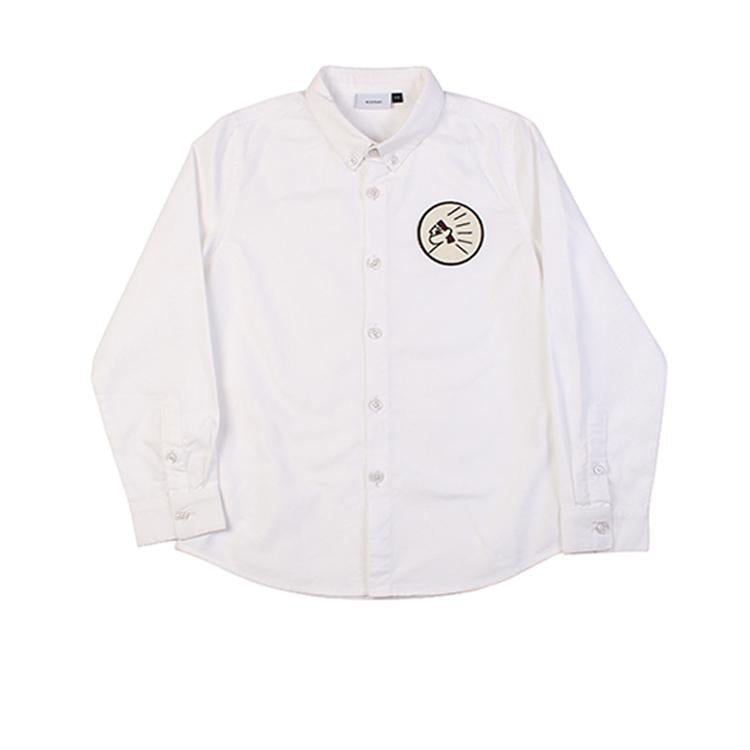 Apache Shirt - White Oxford