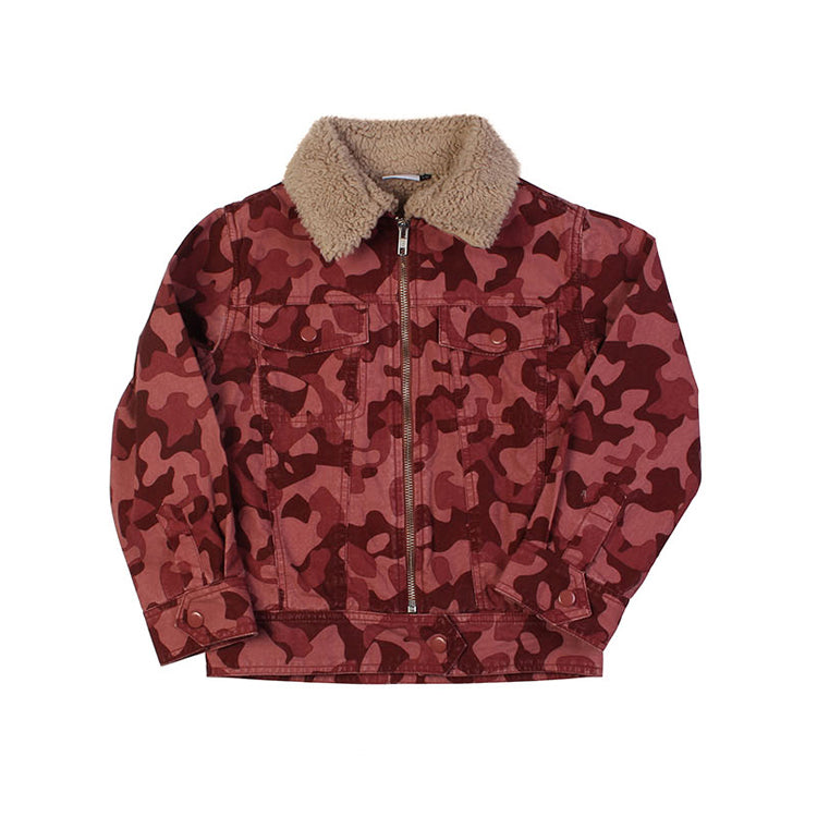 Apache Jacket - Red