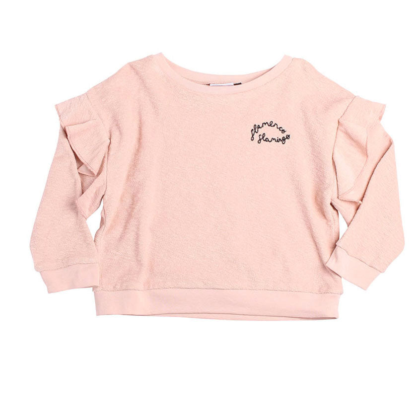 Flamingo Sweat - Light Plaster