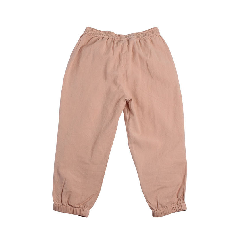 Cuff Pant - Plaster Pink