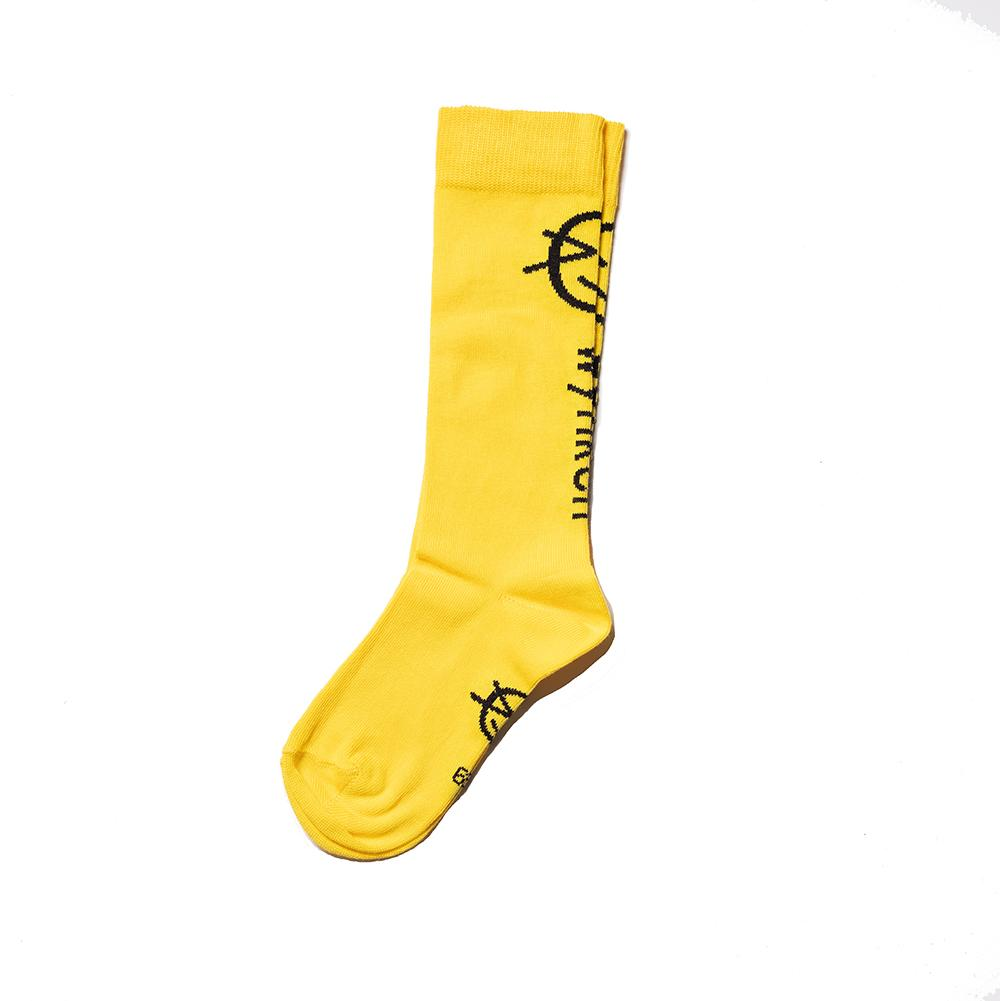 Wynken Knee Sock -Yella