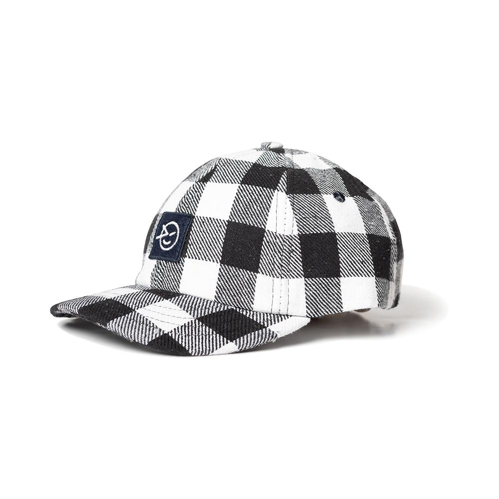 Wynken Badge Cap - Plaid