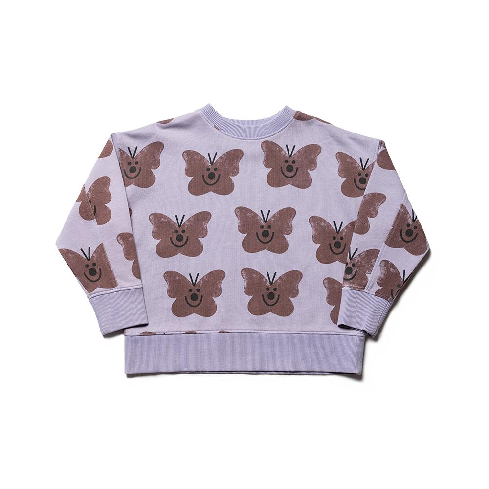 Slouch Sweat - Lilac Acer