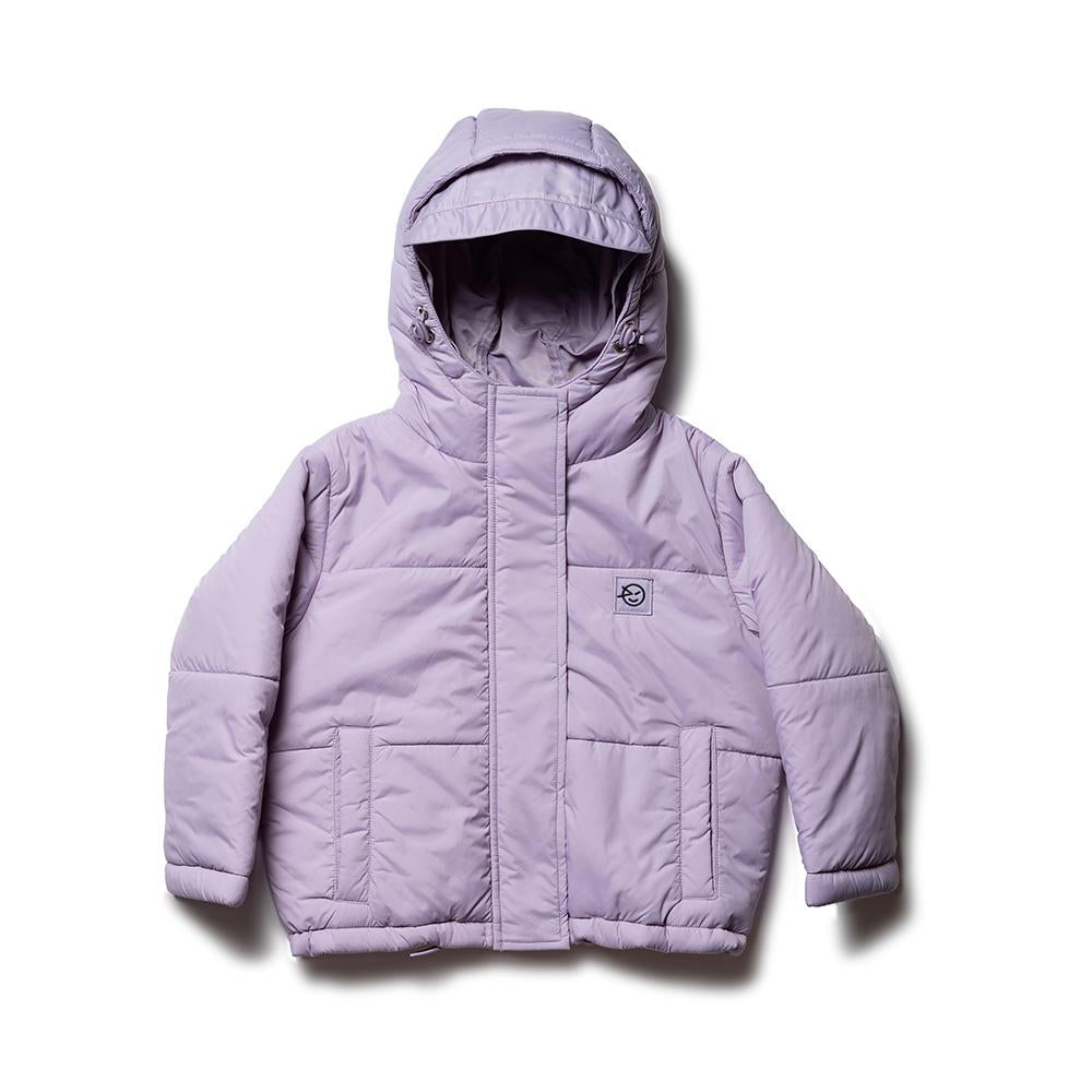 Breakers Puffa Jacket - Lilac
