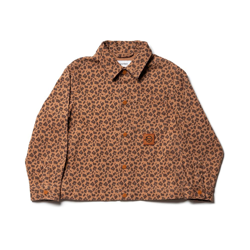 Box Jacket - Caramel Acer