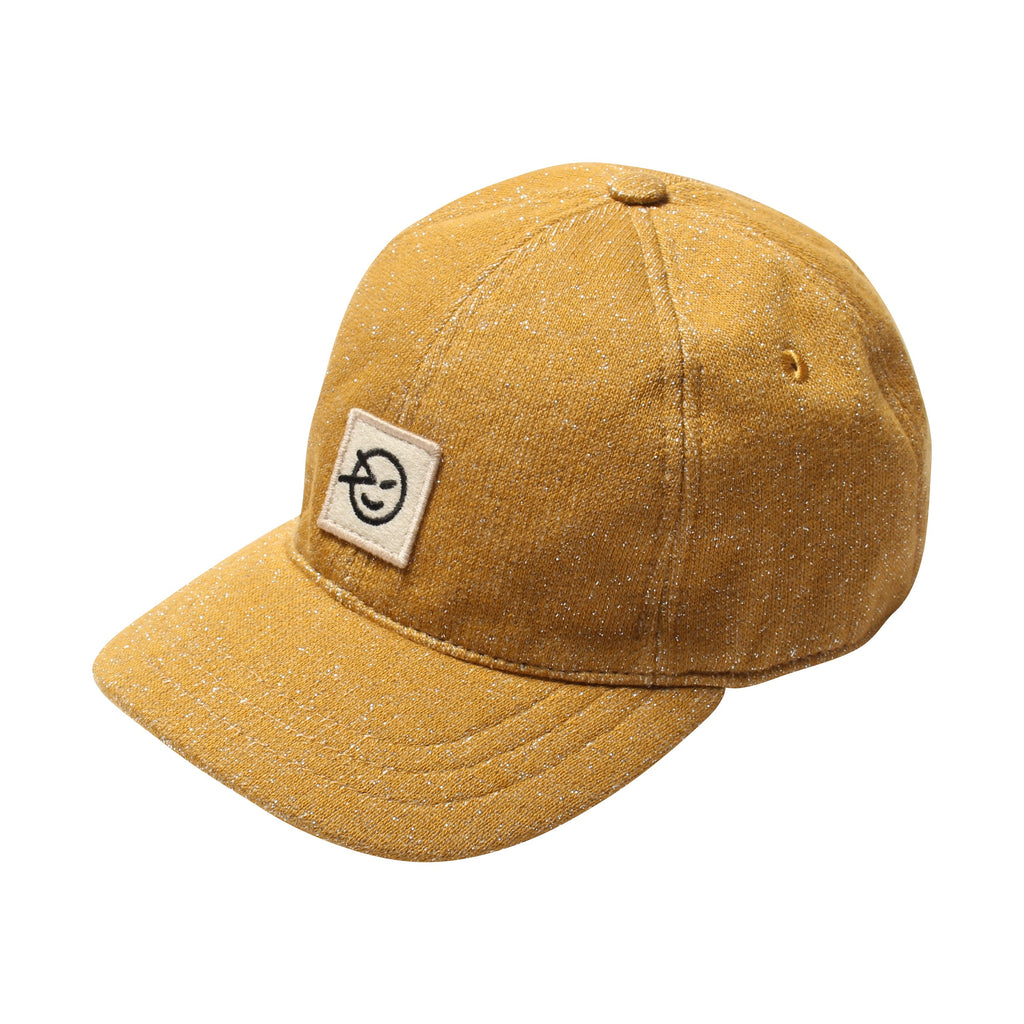 Badge Cap - Golden