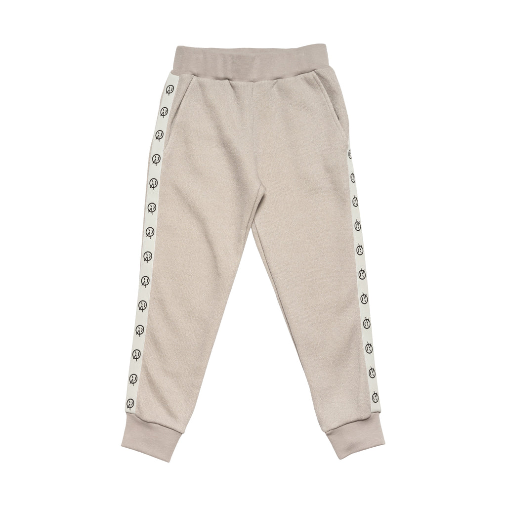 Track Pant - Silver