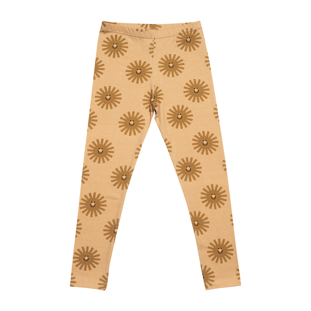 Sunshine Leggings - Bronze