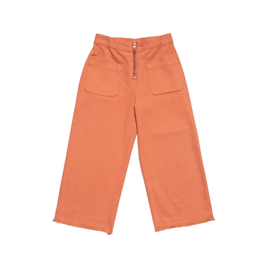 Ayers Parallel Pant - Coral
