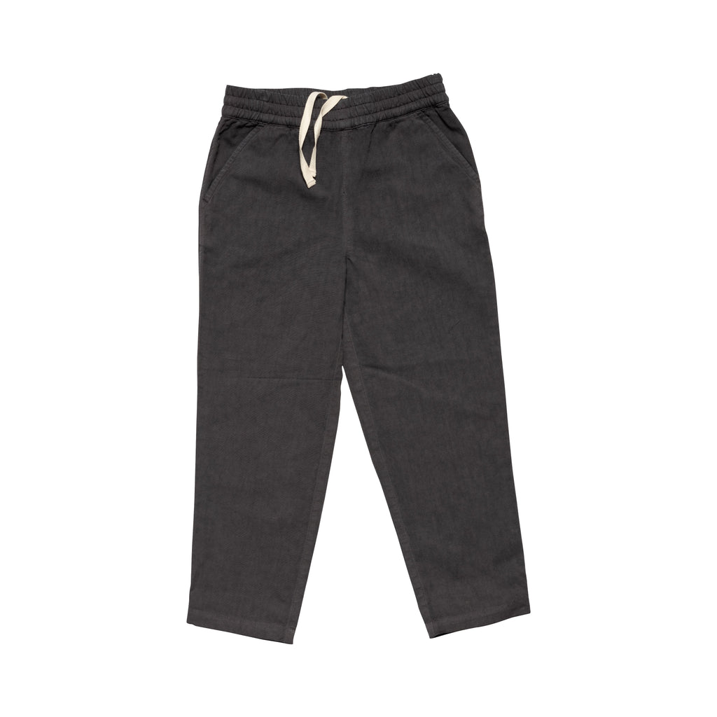 Hancock Pant - Off Black