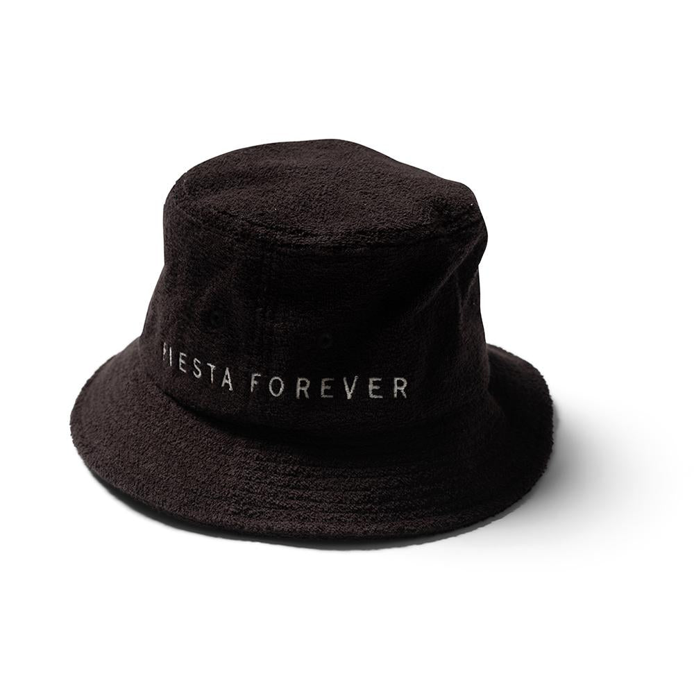 Fiesta Bucket Hat - Black Terry