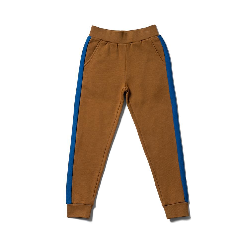 Side Panel Track Pant - Rubber