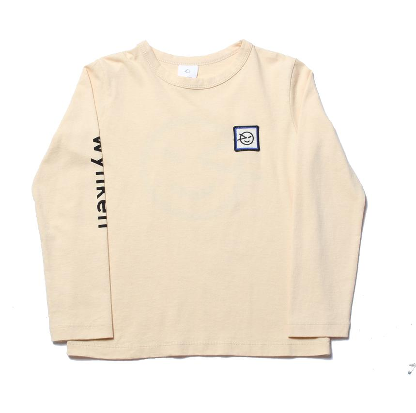 Long Sleeve Wynken Tee - Buttermilk