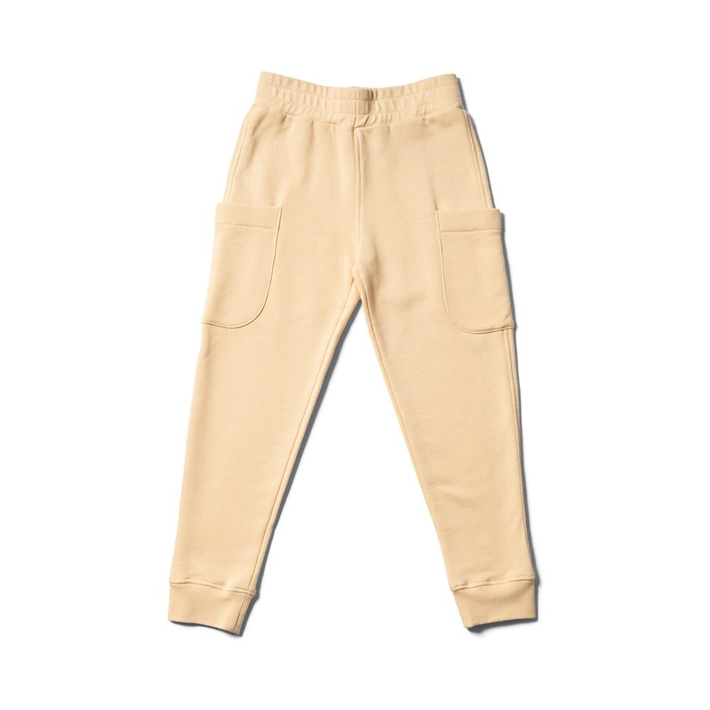 Relaxed Daily Pant - Buttermilk