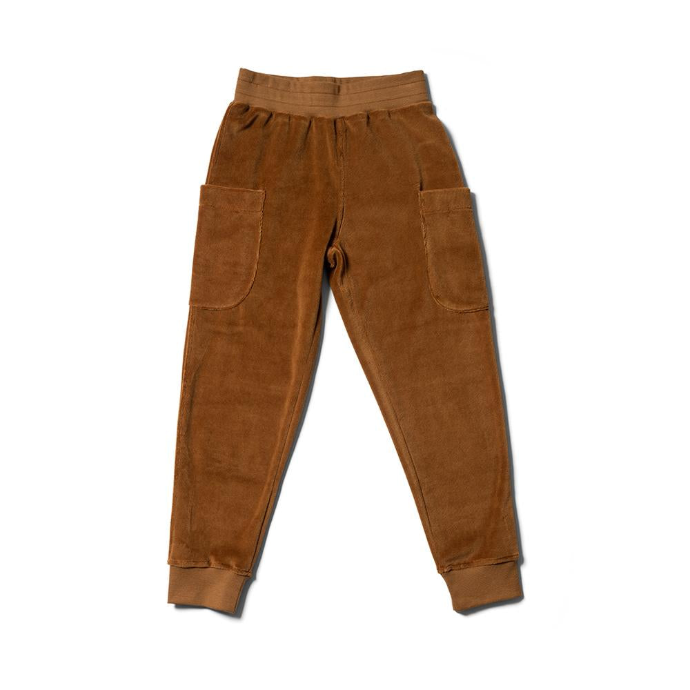 Relaxed Daily Pant - Soft Umber