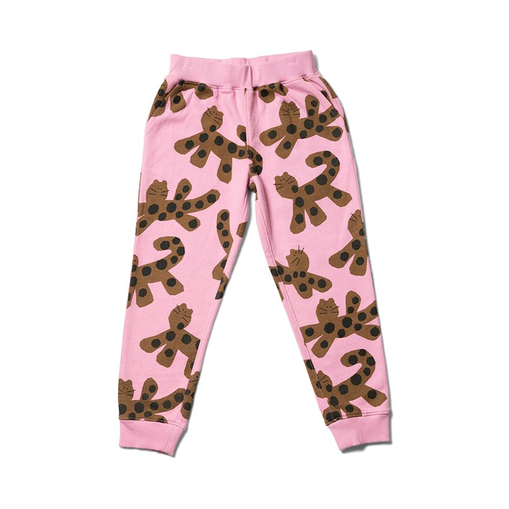 Slouch Sweat Pant - Mallow Pink / Umber