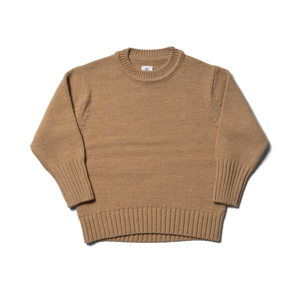 Tom Bo Jumper - Sand