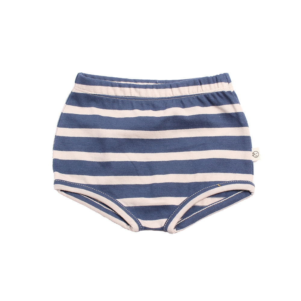 Stripe Bloomer - Night Blue Stripe