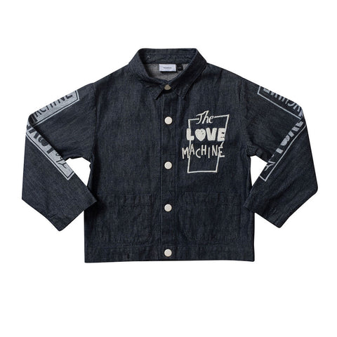 Love Machine Jacket - Denim