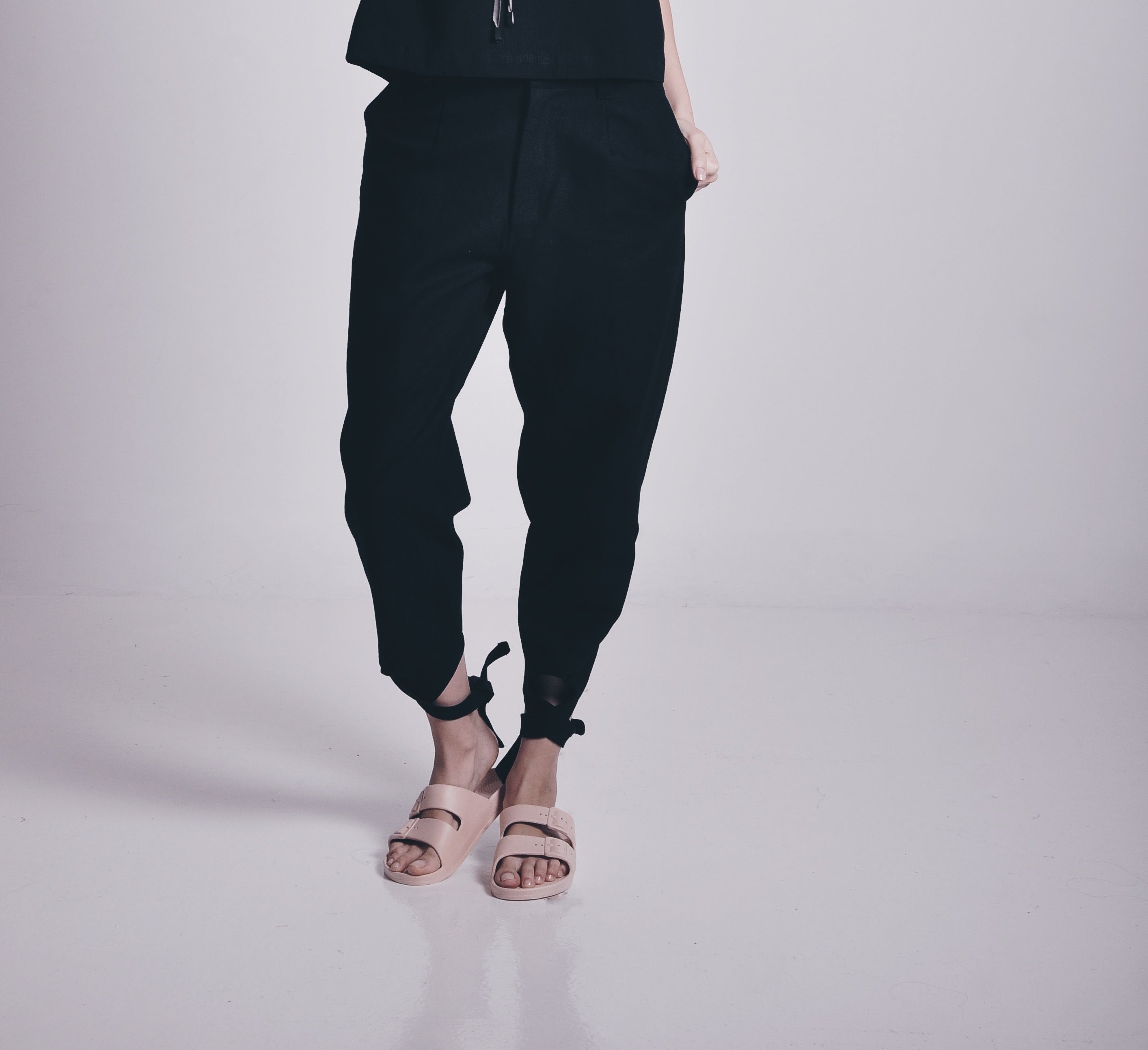 HANH STIRRUP TROUSERS