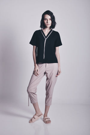 PHIA SCANDI TAPERED TROUSERS